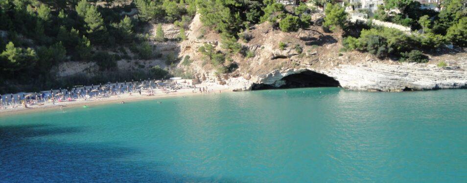 Spiaggia del gargano
